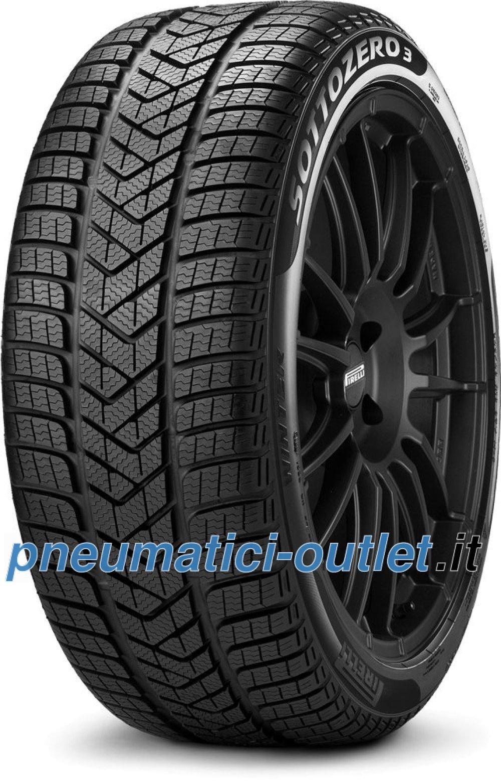 Pirelli Winter SottoZero 3 ( 255/30 R20 92W XL L, con protezione del cerchio (MFS) )