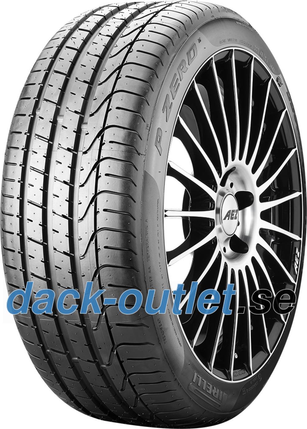Pirelli P Zero runflat ( 245/35 R18 88Y *, med fälg skyddslist (MFS), runflat )
