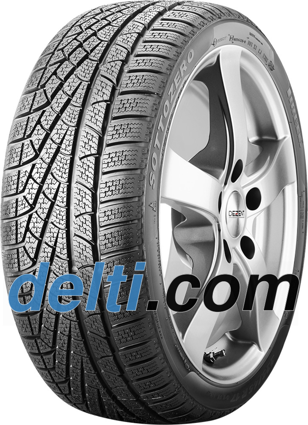Pirelli W 210 SottoZero ( 215/65 R16 98H )