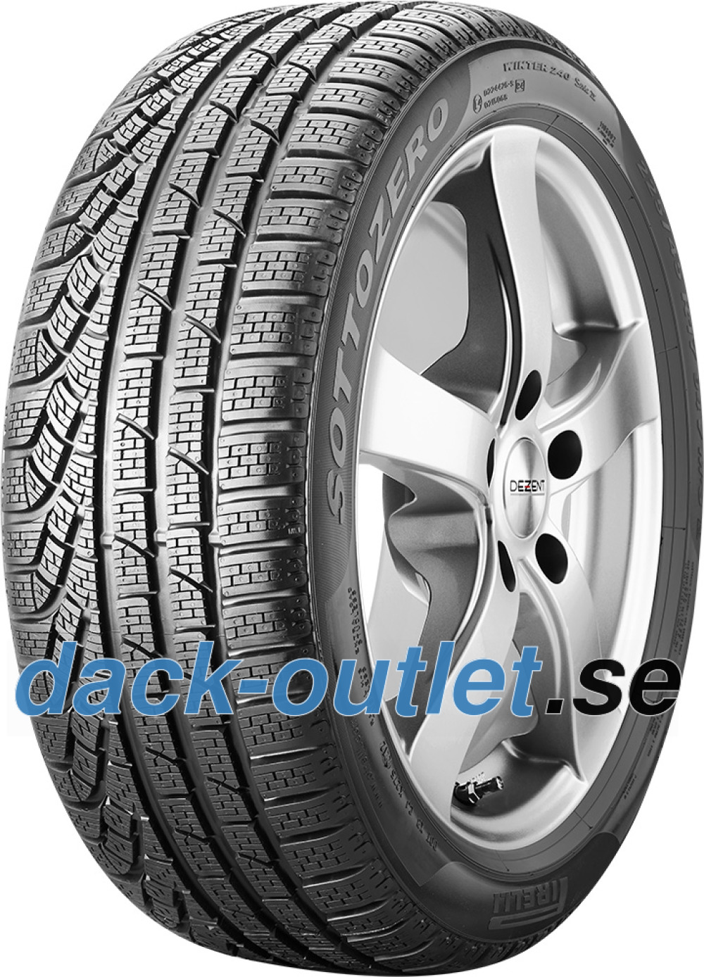 Pirelli W 240 SottoZero ( 245/40 R18 97V XL MO )