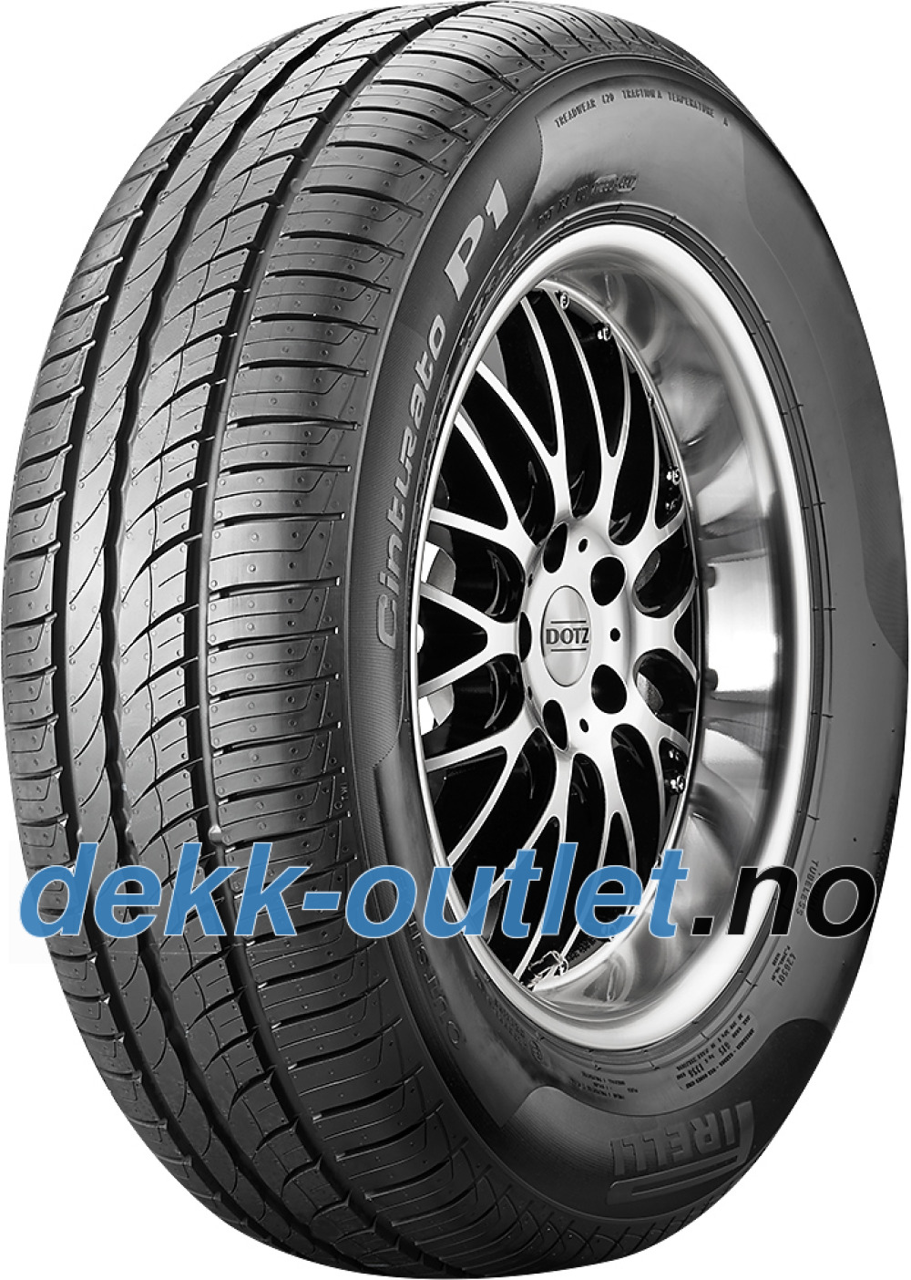 Pirelli Cinturato P1 Verde ( 215/65 R15 96H ECOIMPACT )