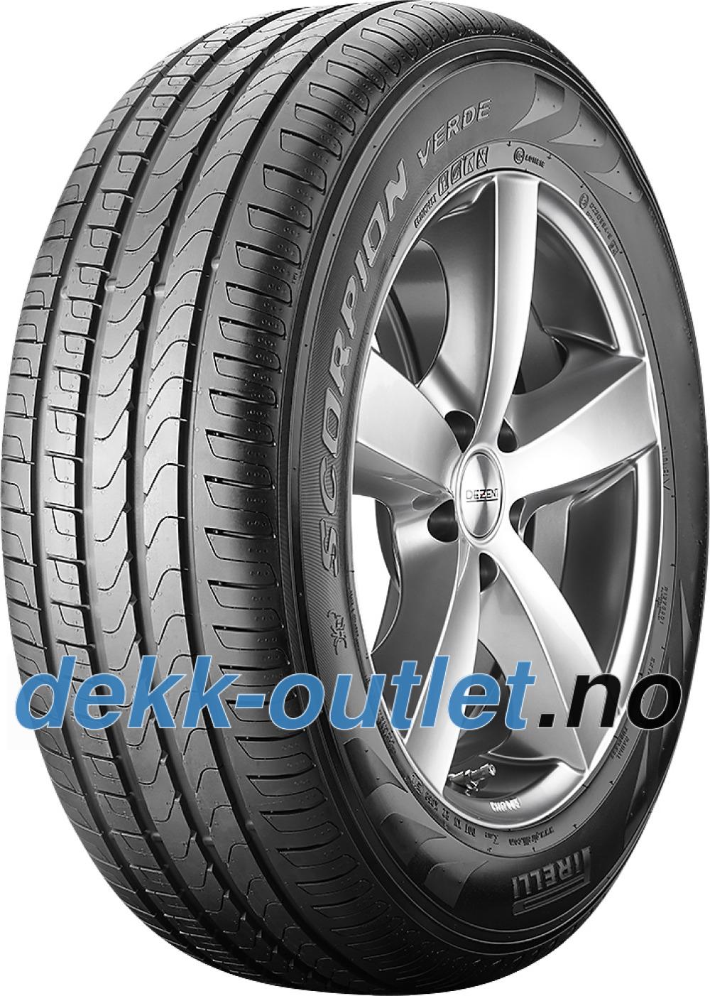 Pirelli Scorpion Verde ( 235/60 R18 103V ECOIMPACT, med felgbeskyttelse (MFS) )
