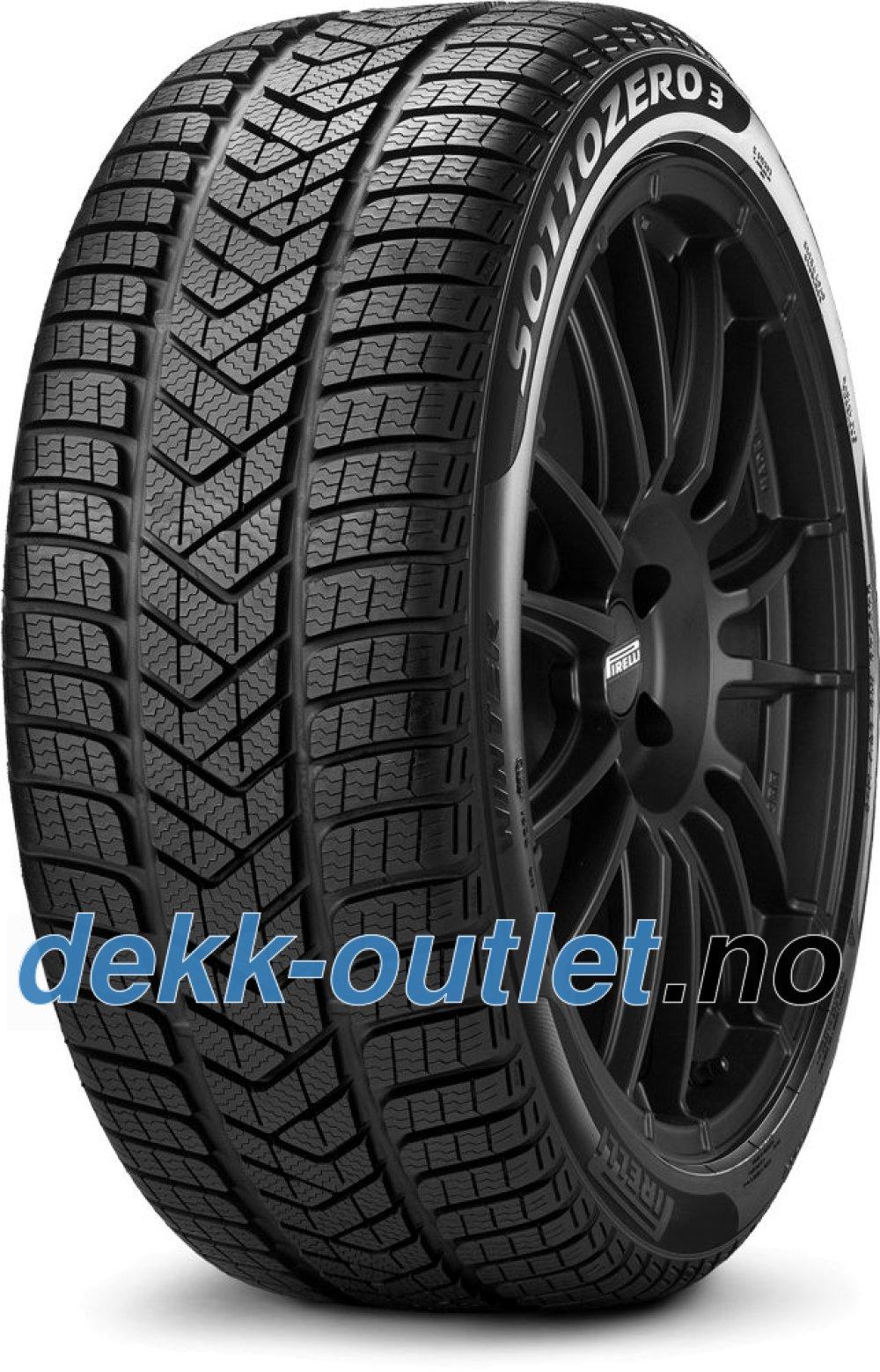 Pirelli Winter SottoZero 3 runflat ( 205/45 R17 88V XL , runflat, med felgbeskyttelse (MFS) )