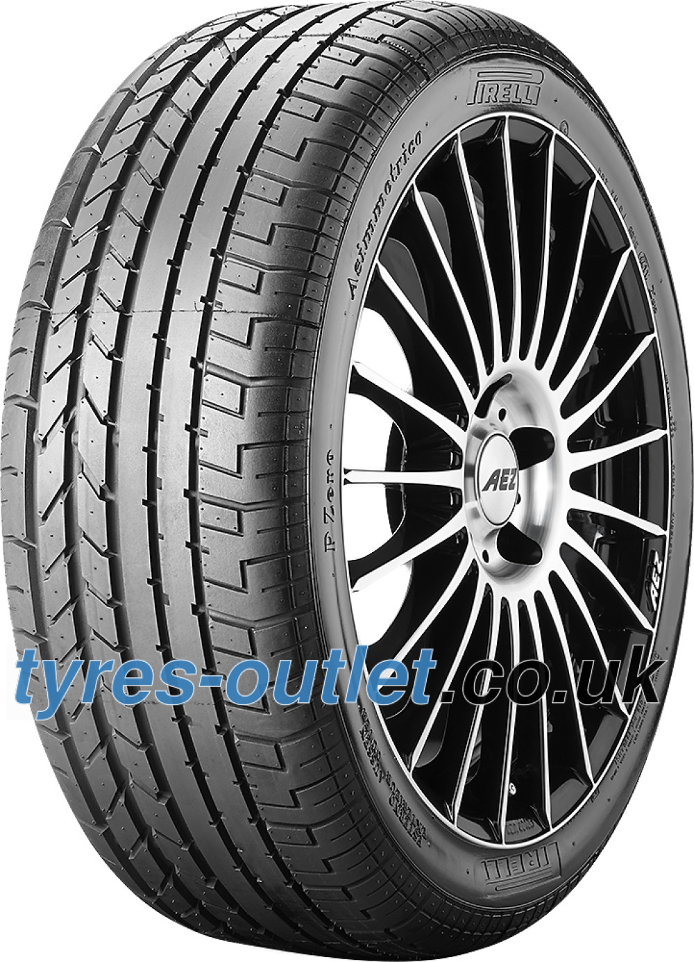 Pirelli P Zero Asimmetrico ( 255/45 ZR17 (98Y) with rim protection (MFS) )