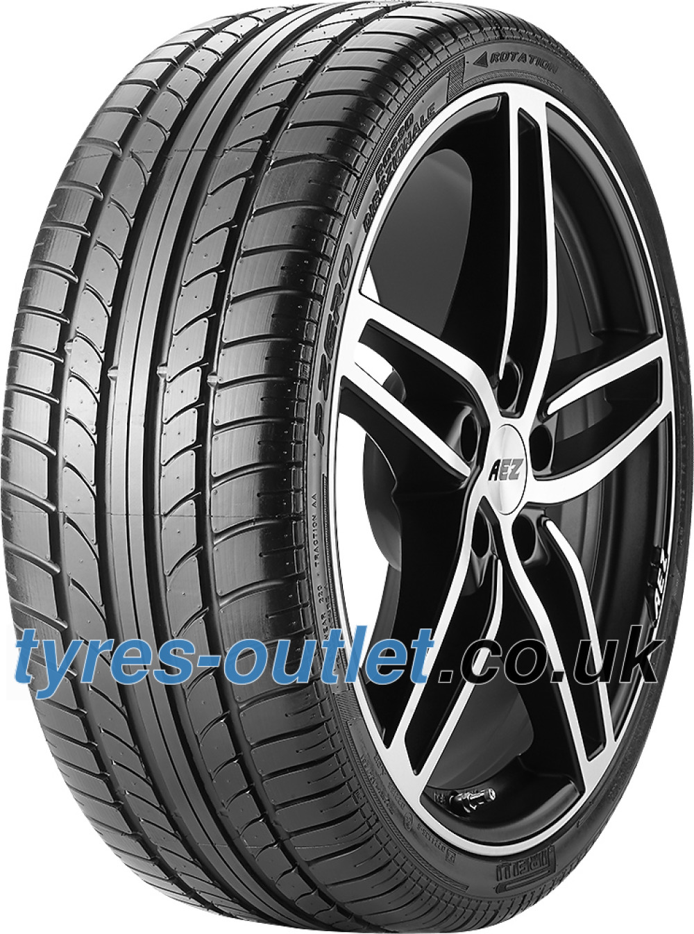 Pirelli P Zero Corsa Direzionale ( 205/45 ZR17 88Y XL LS, with rim protection (MFS) )