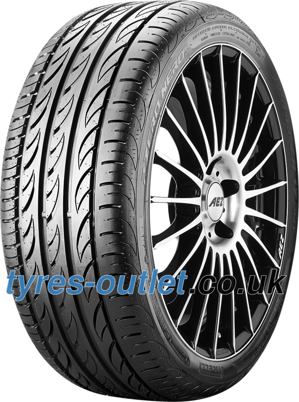 Pirelli P Zero Nero GT ( 225/35 ZR18 87Y XL with rim protection (MFS) )