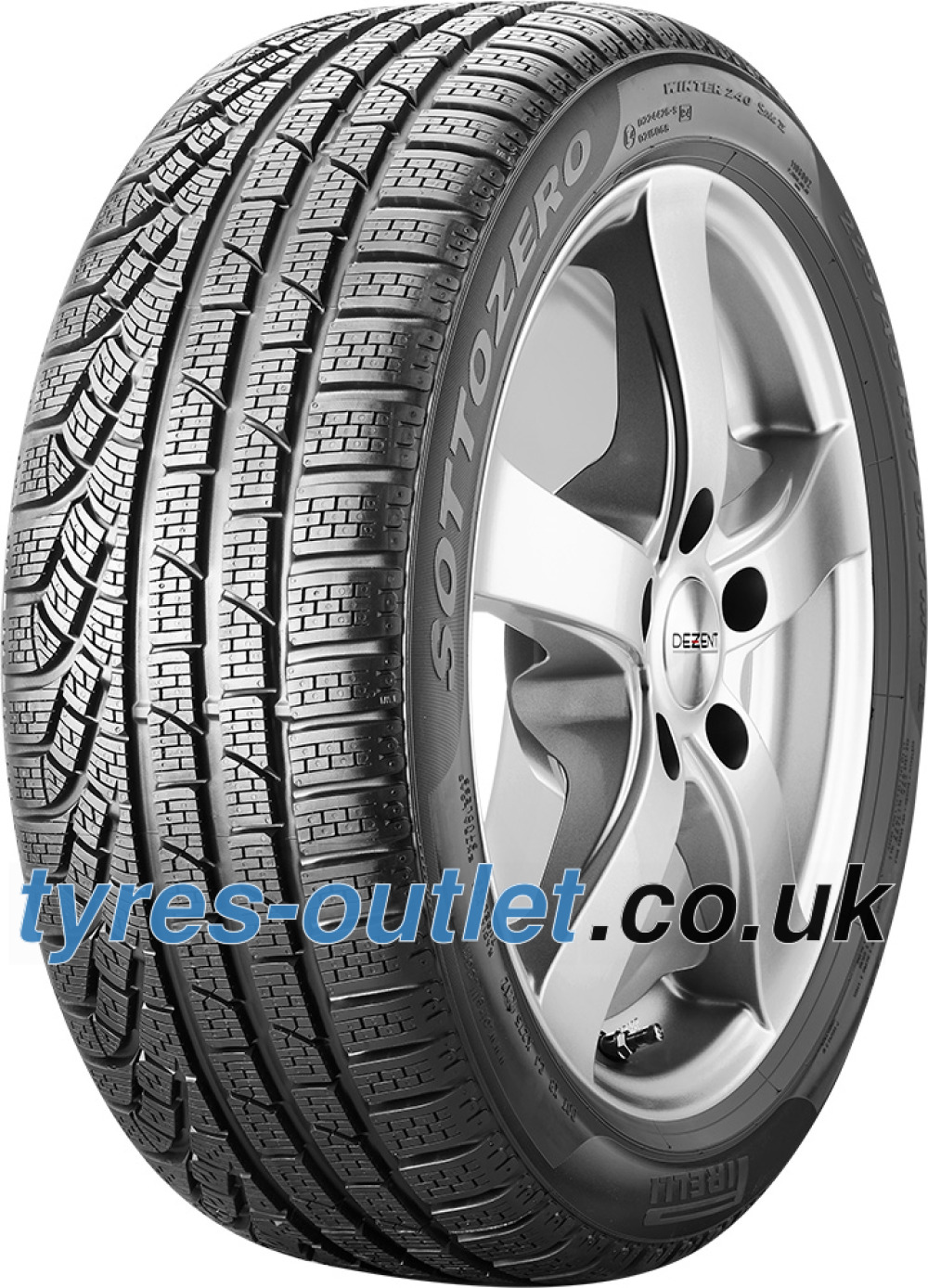 Pirelli W 240 SottoZero S2 ( 225/45 R17 94V XL , with rim protection (MFS) )