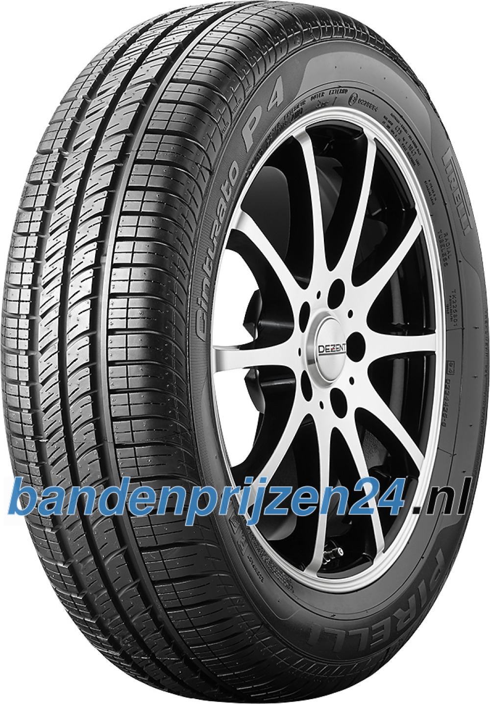 Pirelli Cinturato P4 ( 185/70 R14 88T ECOIMPACT )