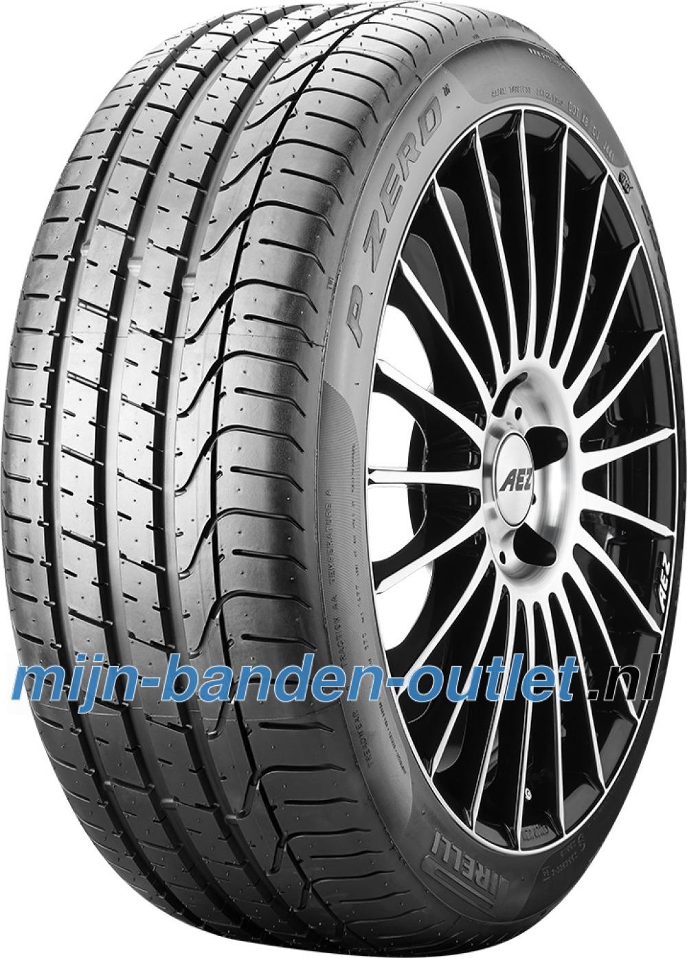 Pirelli P Zero ( 245/35 R19 93Y XL MO, met velgrandbescherming (MFS) )