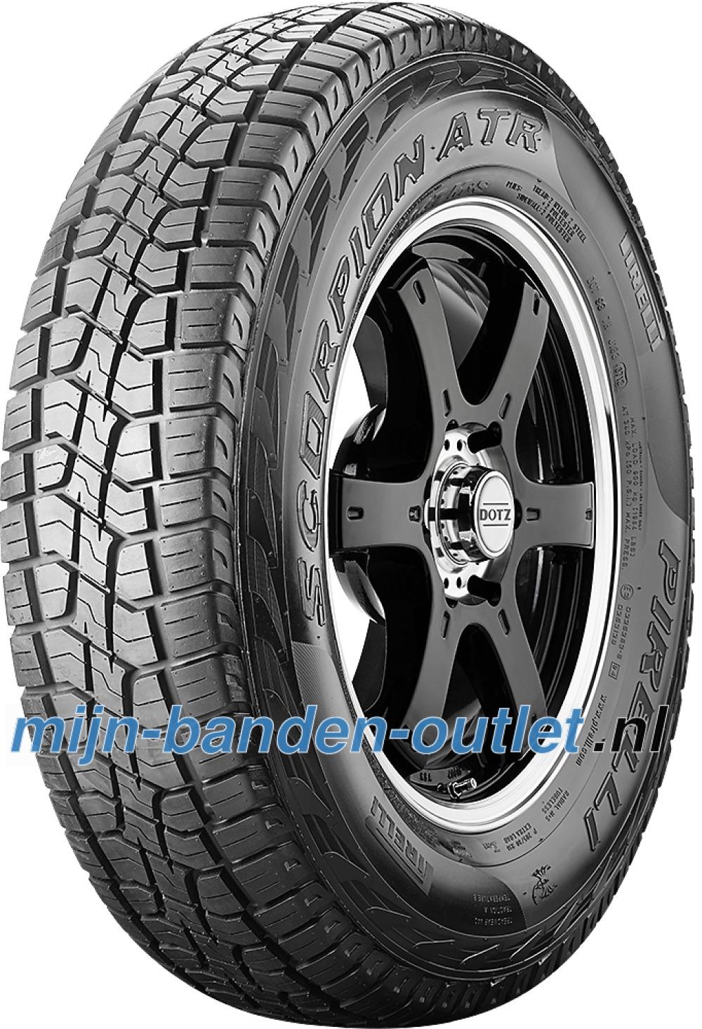 Pirelli Scorpion ATR ( 235/65 R17 108H XL , met velgrandbescherming (MFS) )