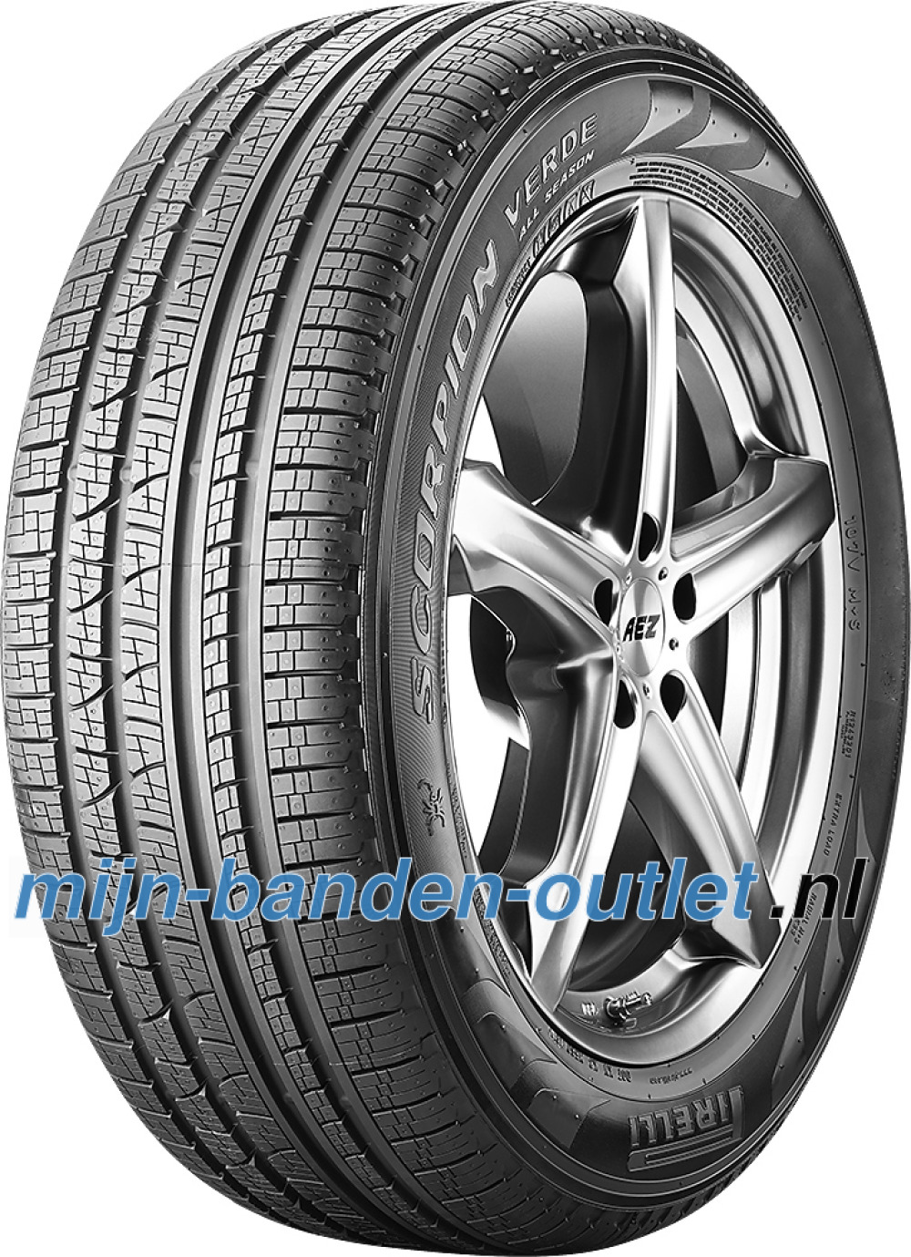 Pirelli Scorpion Verde All-Season ( 275/40 R21 107V XL VOL )