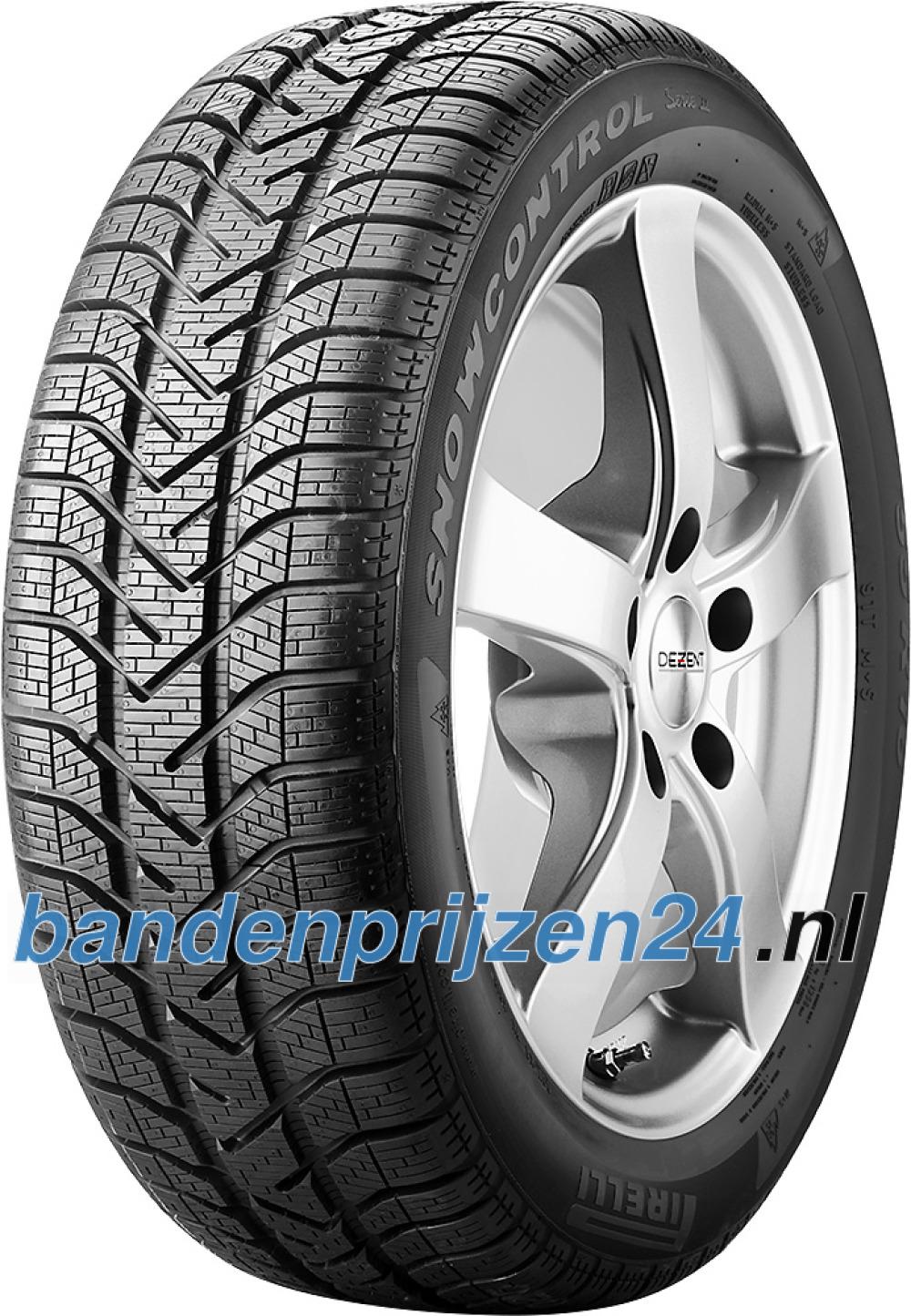 Pirelli W 190 Snowcontrol Serie II ( 185/60 R14 82T ECOIMPACT )