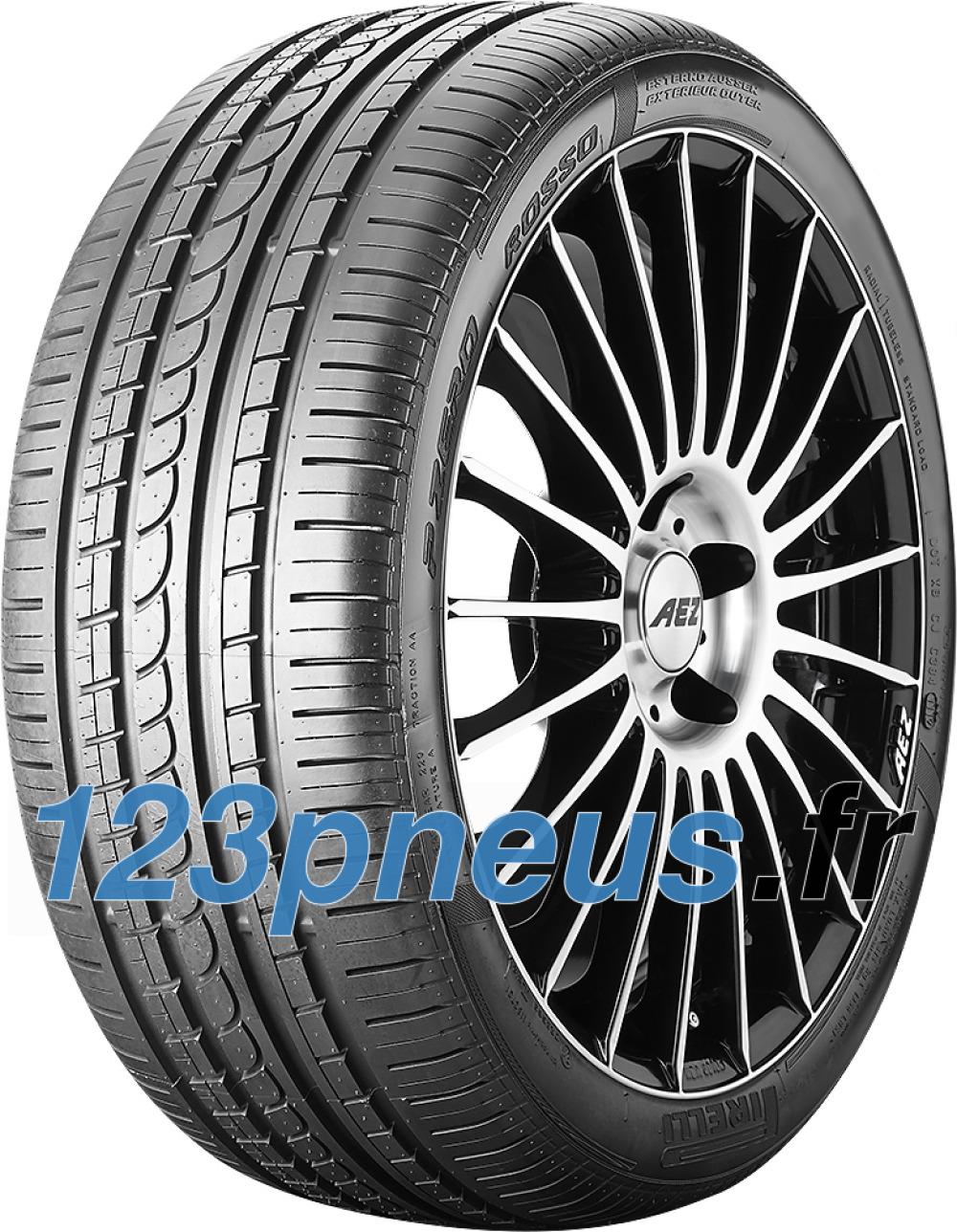 Pirelli P Zero Rosso Asimmetrico ( 255/40 R19 96W *, avec protège-jante (MFS) )