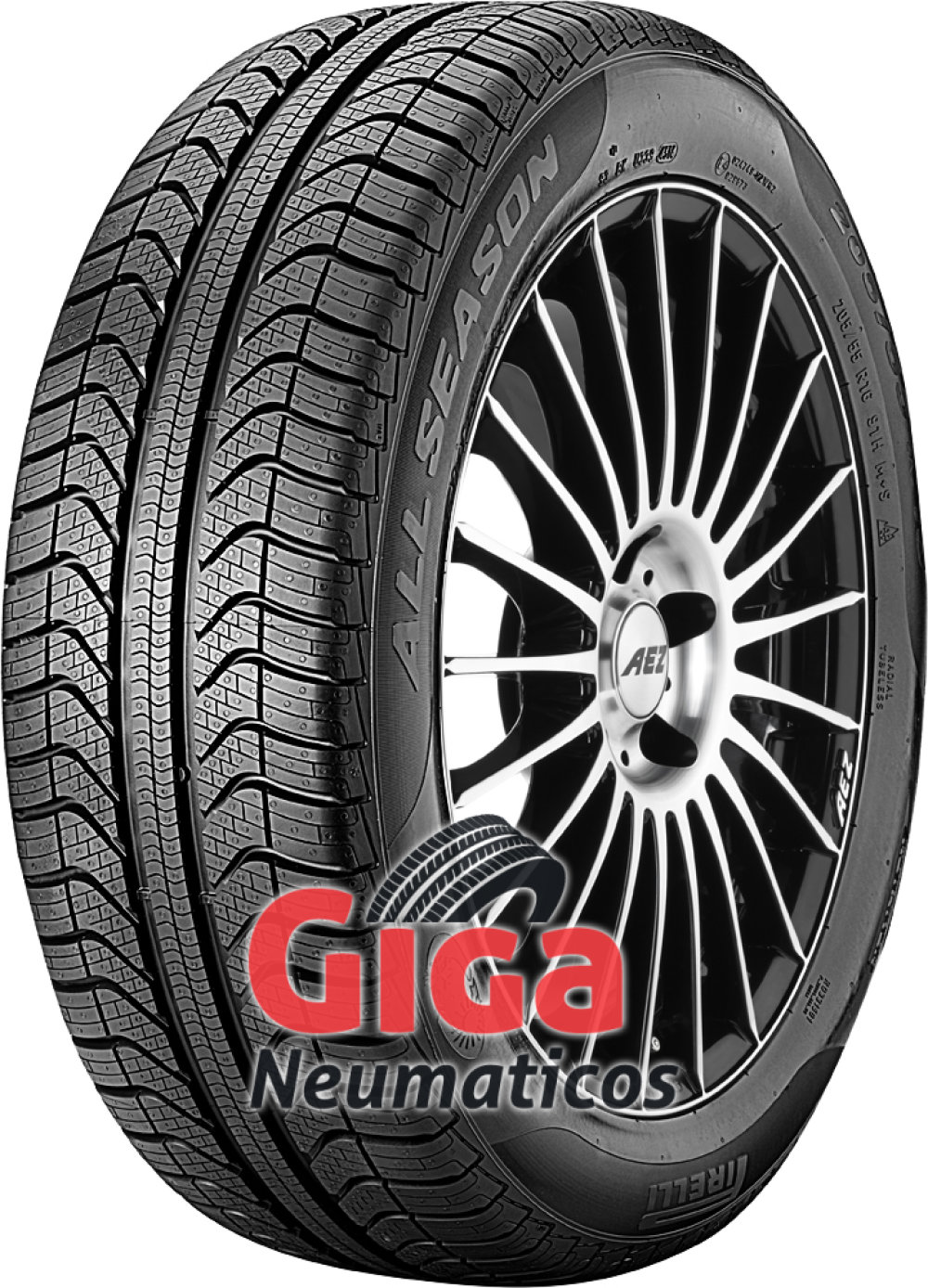 Pirelli Cinturato All Season ( 195/65 R15 91T )