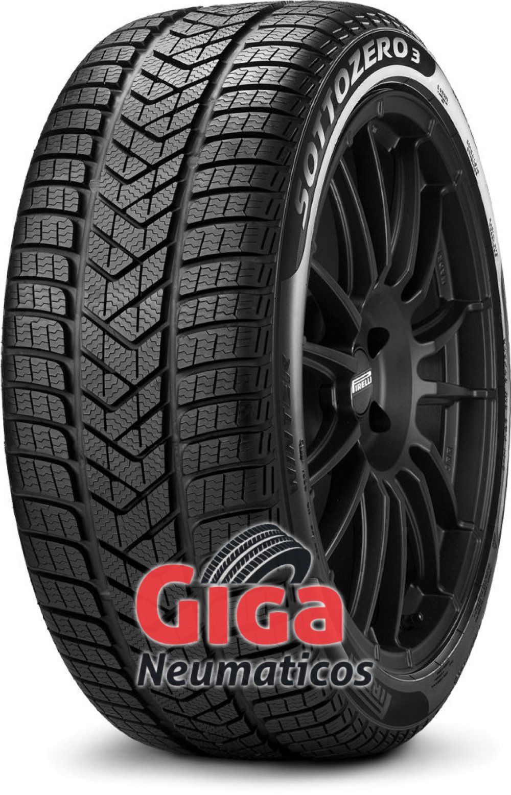Pirelli Winter SottoZero 3 runflat ( 255/40 R18 95H AR, runflat )
