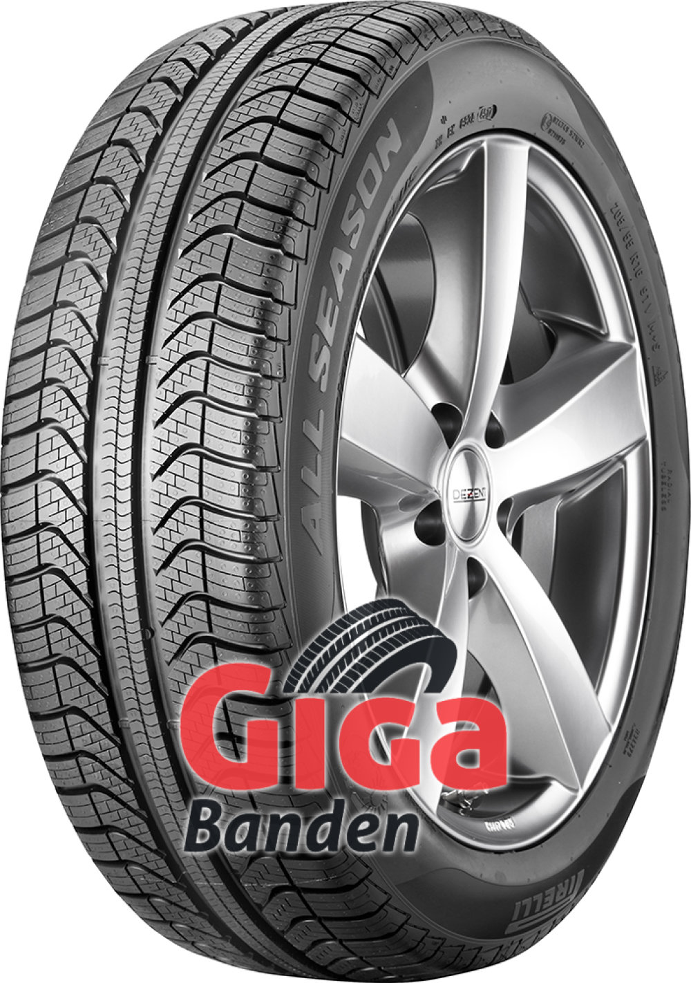 Pirelli Cinturato All Season Plus ( 205/50 R17 93W XL )