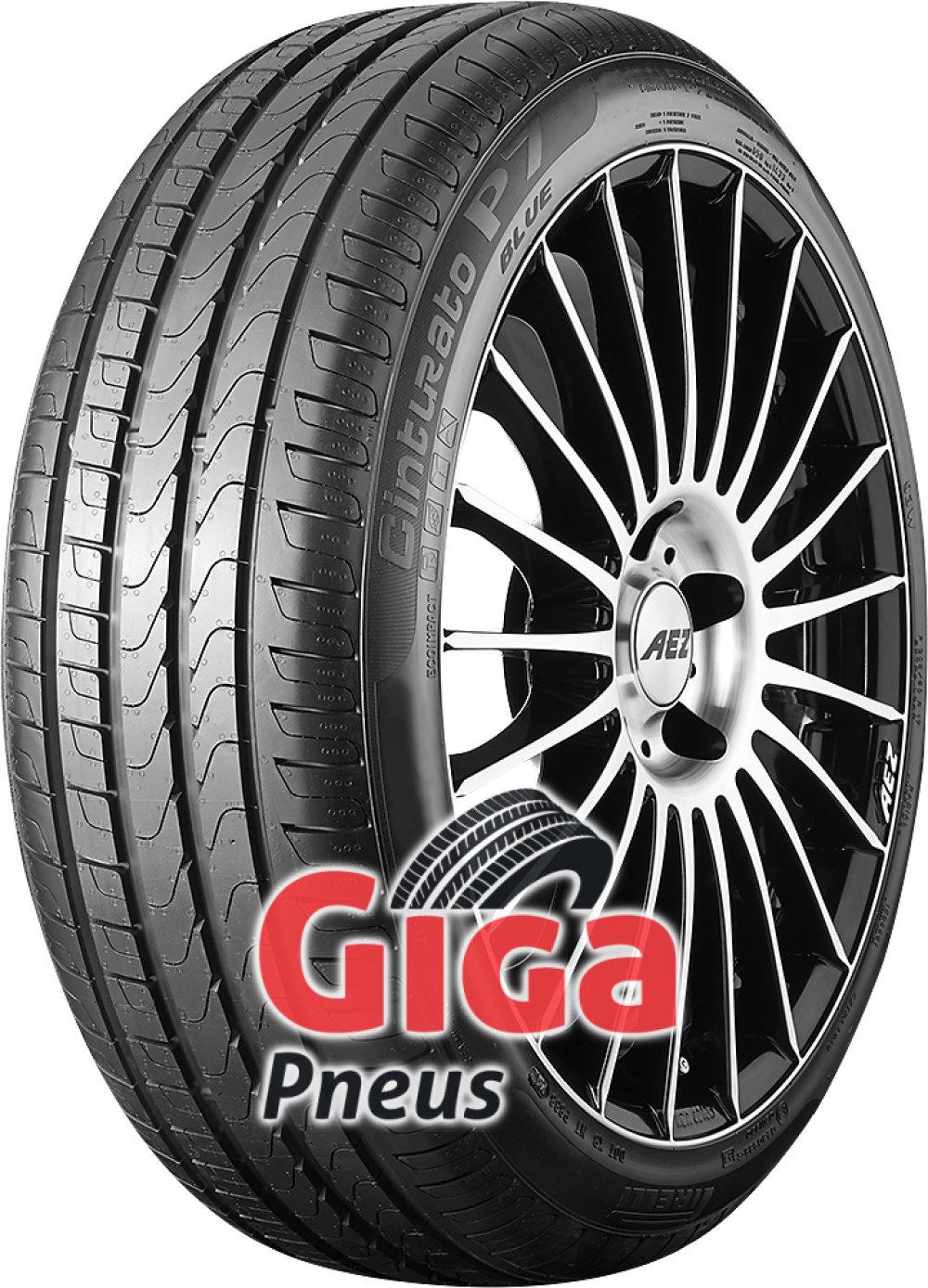 Pirelli Cinturato P7 Blue ( 225/45 R17 91Y ECOIMPACT, avec protège-jante (MFS) )