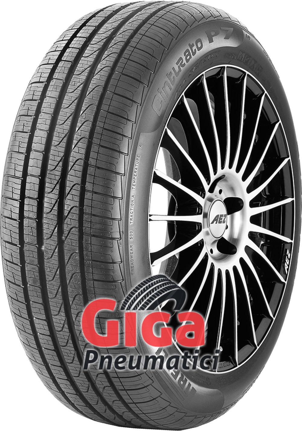 Pirelli Cinturato P7 A/S runflat ( 225/50 R18 99V XL *, ECOIMPACT, con protezione del cerchio (MFS), runflat )