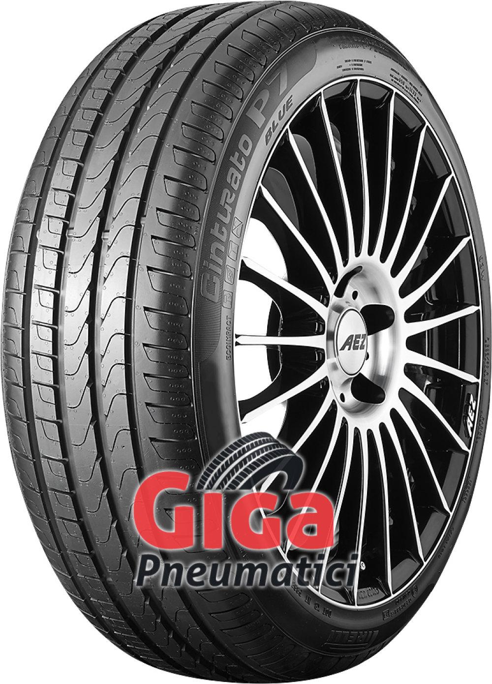 Pirelli Cinturato P7 Blue ( 205/50 R17 93W XL ECOIMPACT, con protezione del cerchio (MFS) )