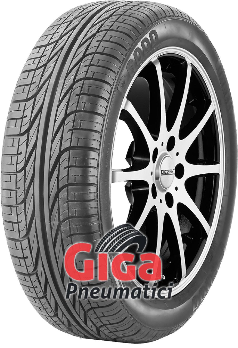 Pirelli P6000 ( 185/70 R15 89W N2, con protezione del cerchio (MFS) )