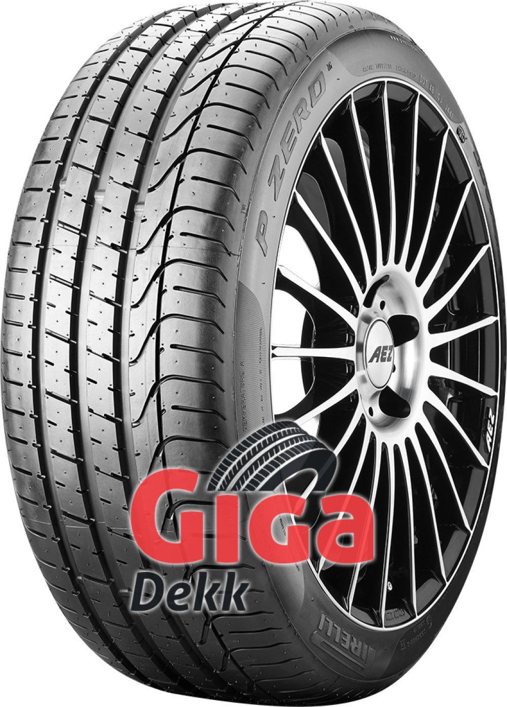 Pirelli P Zero runflat ( 245/40 R19 94Y *, med felgbeskyttelse (MFS), runflat )
