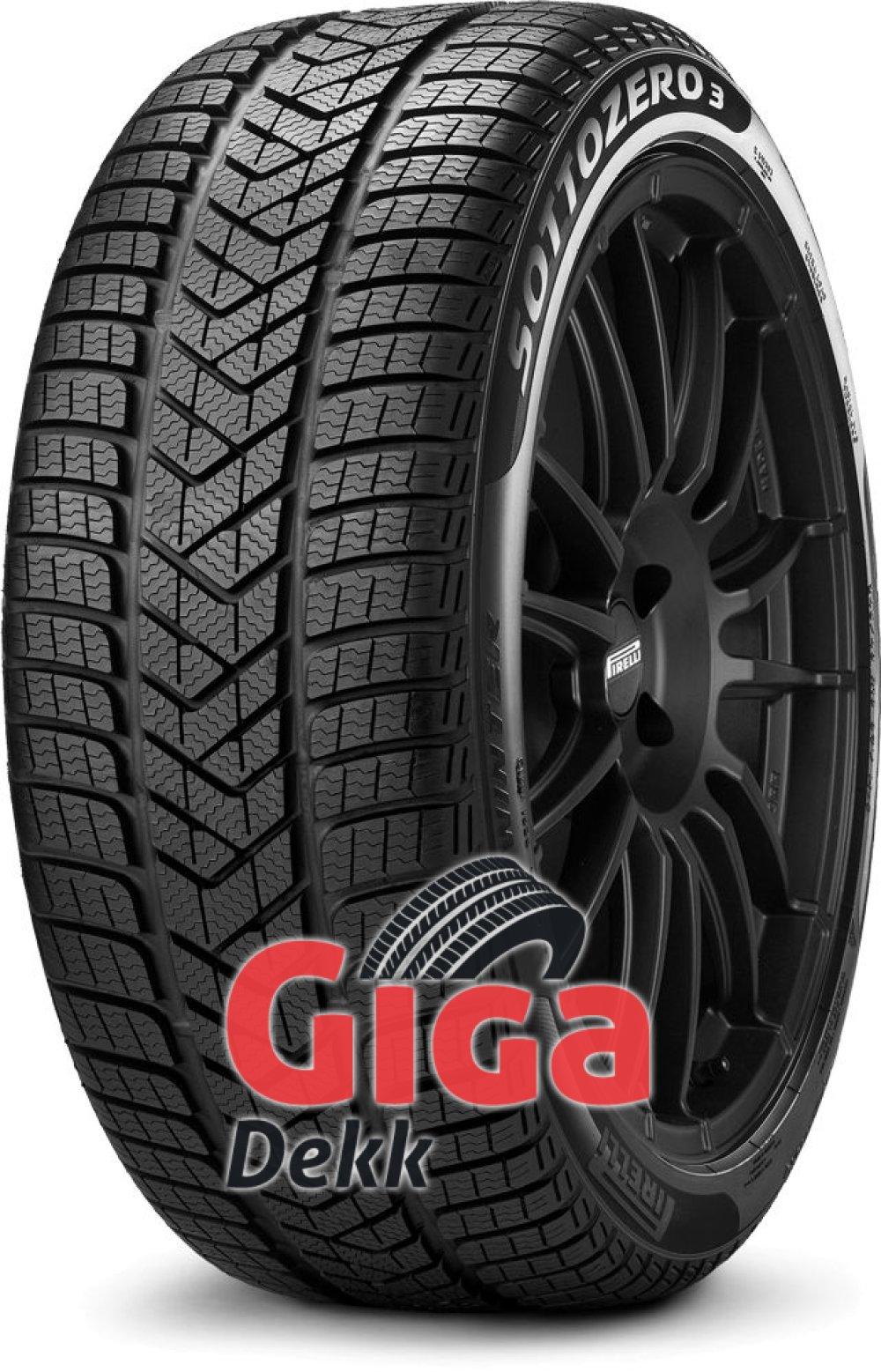 Pirelli Winter SottoZero 3 ( 275/40 R18 103V XL J, med felgbeskyttelse (MFS) )