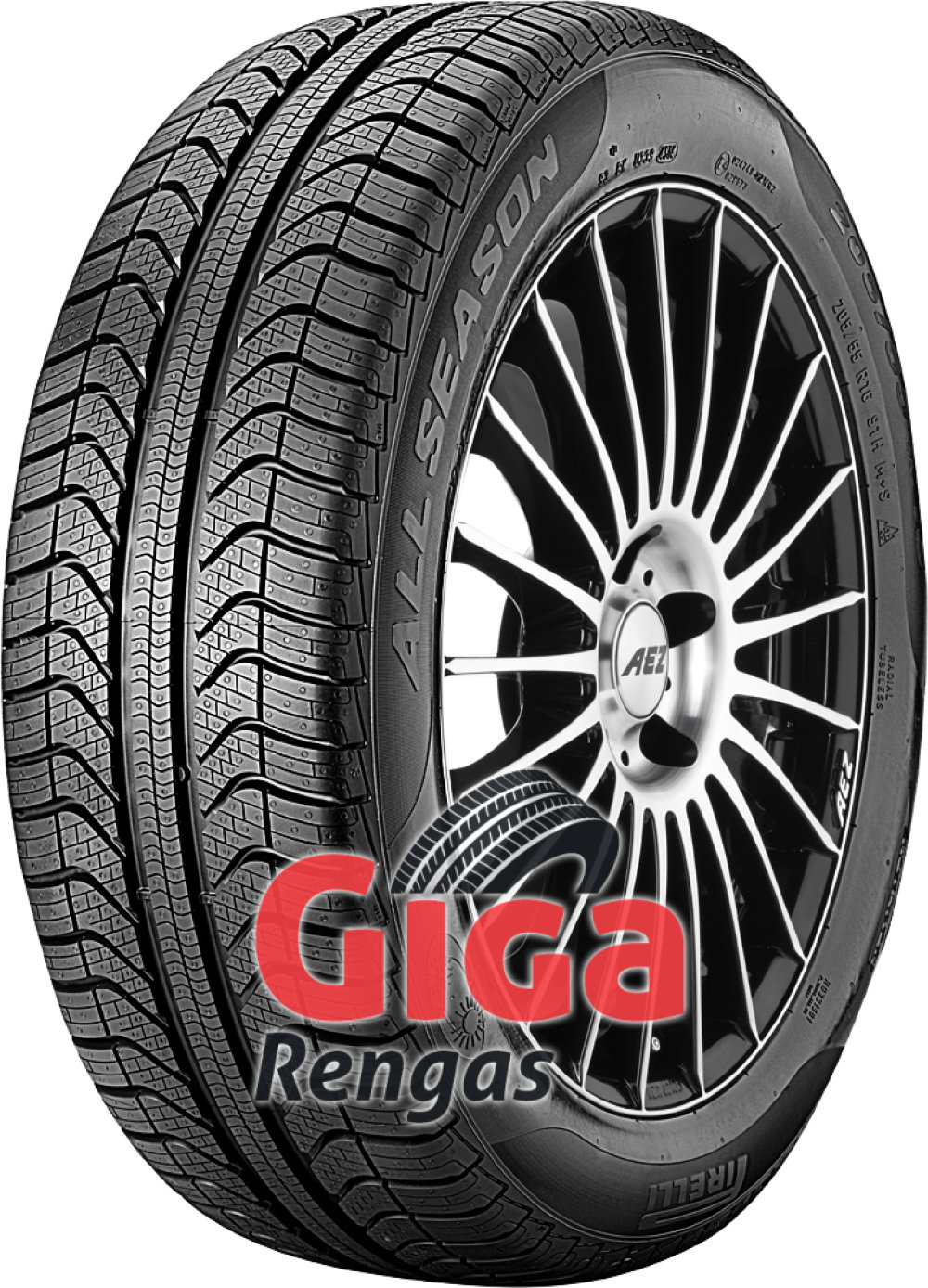 Pirelli Cinturato All Season ( 205/55 R16 91V )