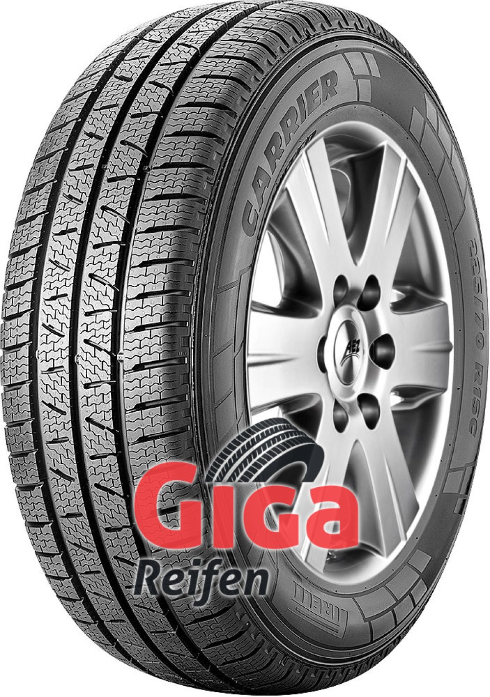 Pirelli Carrier Winter ( 205/70 R15C 106/104R )