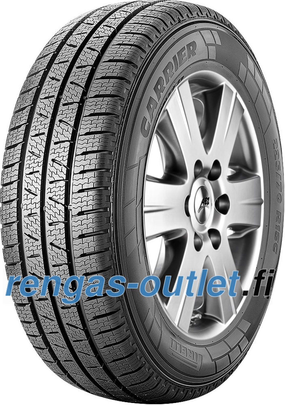 Pirelli Carrier Winter ( 195/60 R16C 99/97T )