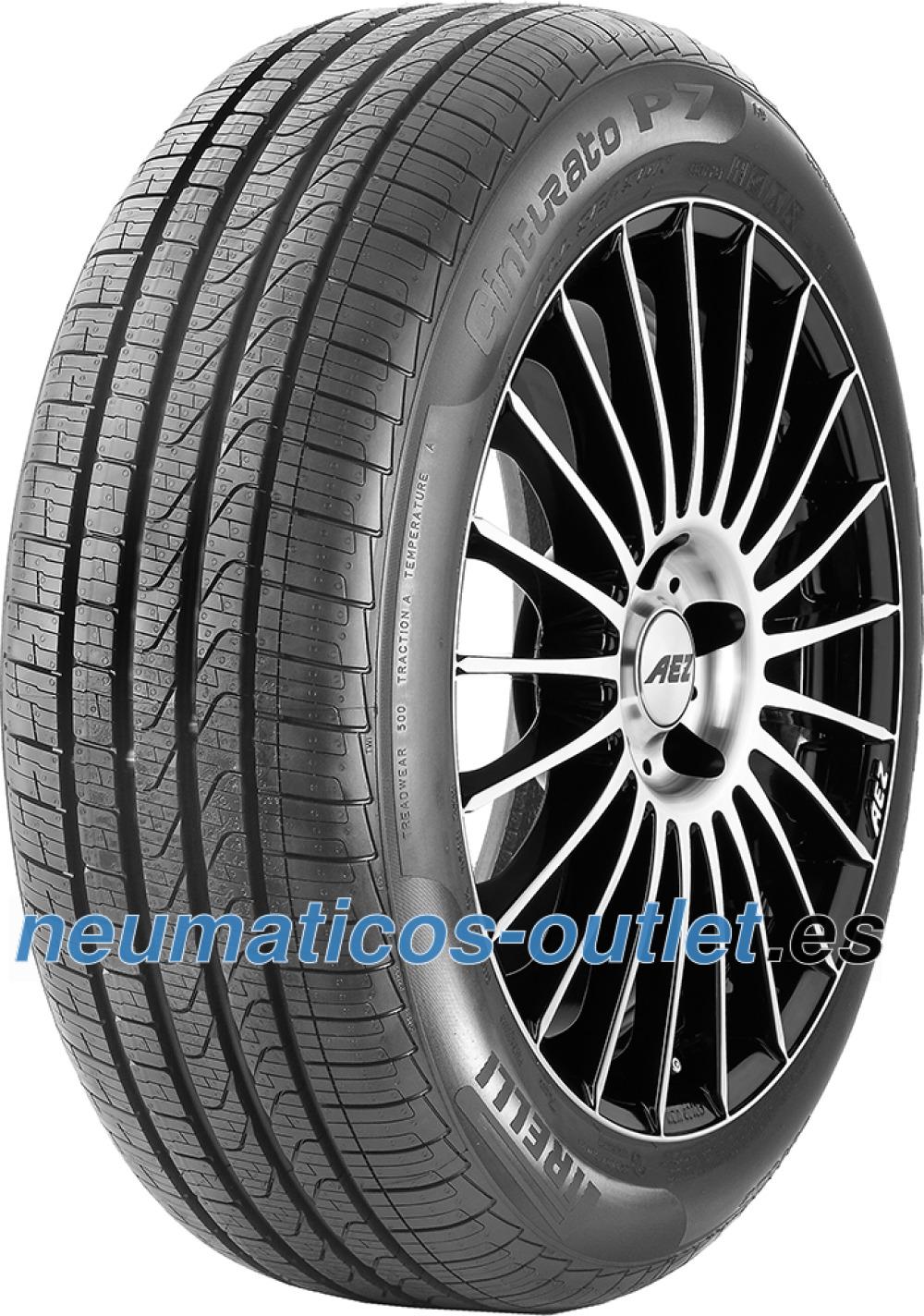 Pirelli Cinturato P7 A/S ( 295/35 R20 105V XL , ECOIMPACT, N0, con protector de llanta (MFS) )