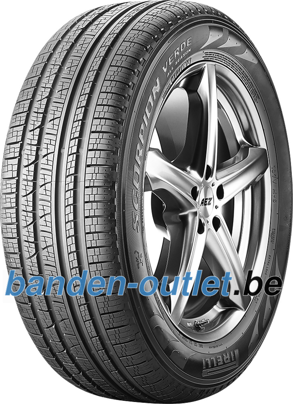 Pirelli Scorpion Verde All-Season ( 275/45 R20 110V XL , VOL )