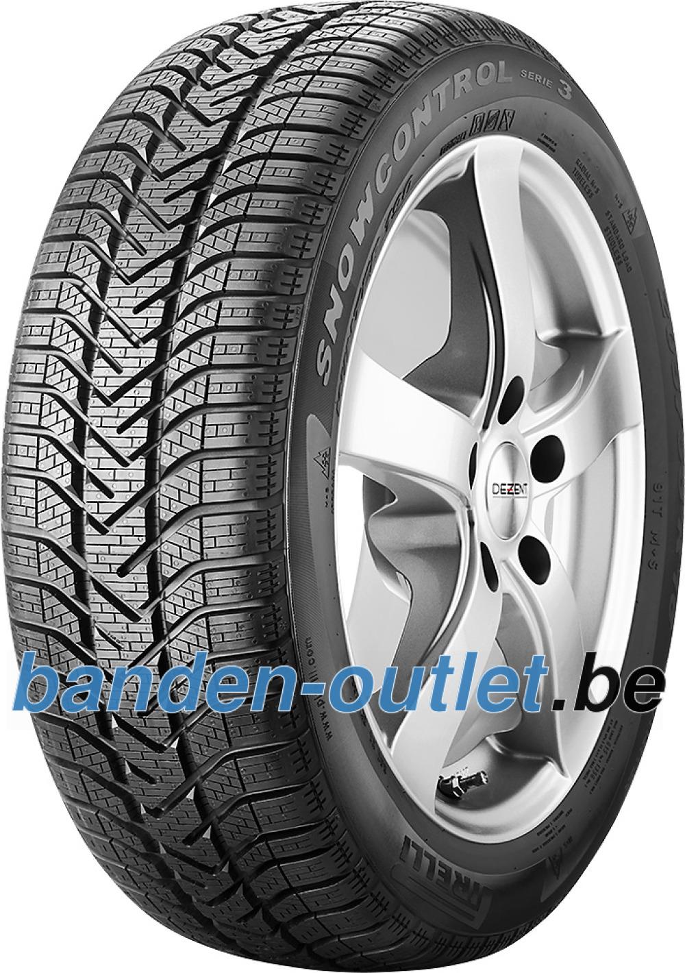 Pirelli W 210 Snowcontrol Serie III ( 205/55 R16 94H XL ECOIMPACT )