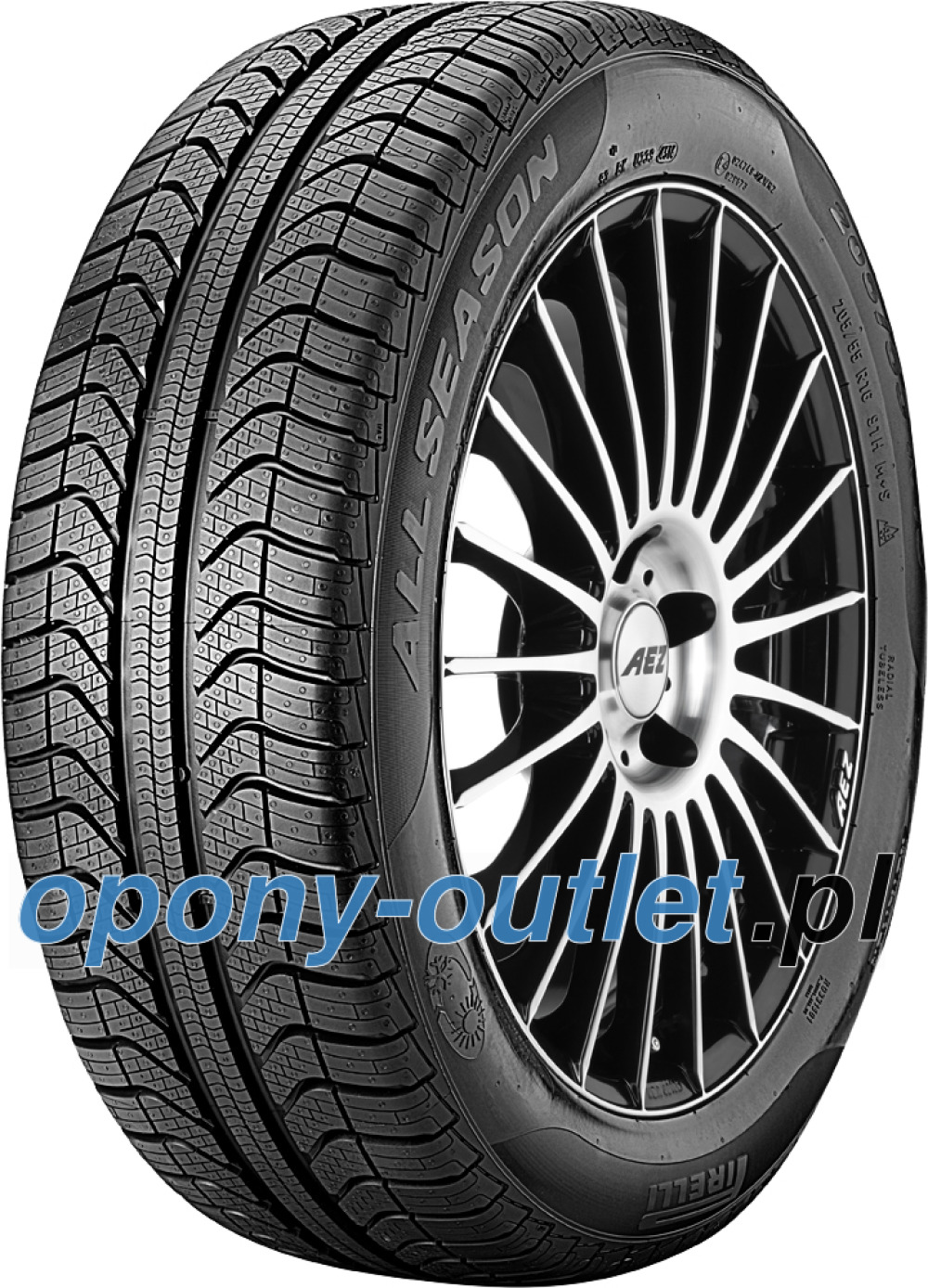 Pirelli Cinturato All Season ( 225/50 R17 98W XL , Seal Inside )