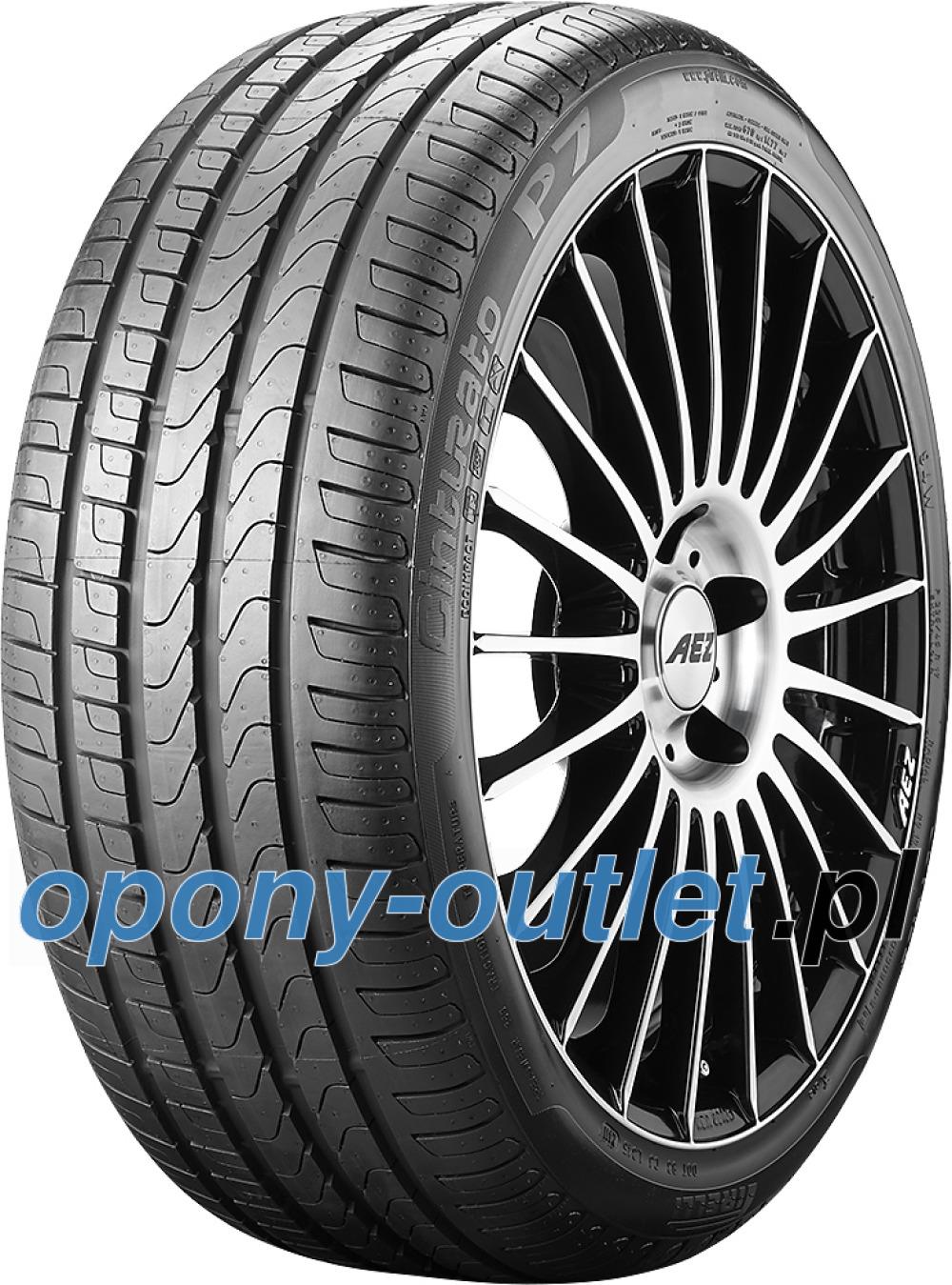 Pirelli Cinturato P7 ( 225/50 R16 92V ECOIMPACT, MO, osłona felgi (MFS) )