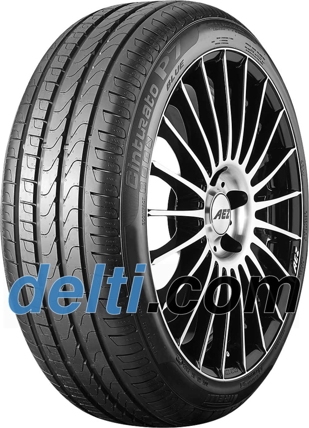 Pirelli Cinturato P7 Blue ( 225/50 R17 94H AO )