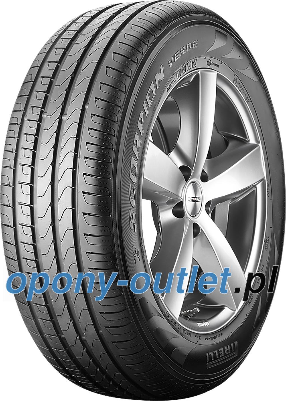 Pirelli Scorpion Verde ( 285/45 R20 112Y XL AO, ECOIMPACT, osłona felgi (MFS) )