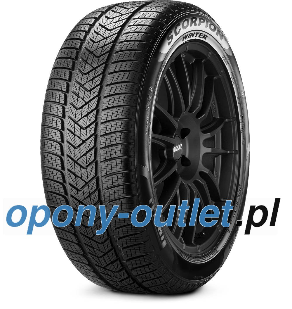 Pirelli Scorpion Winter 25540 R19 100h Xl Opony Outletpl