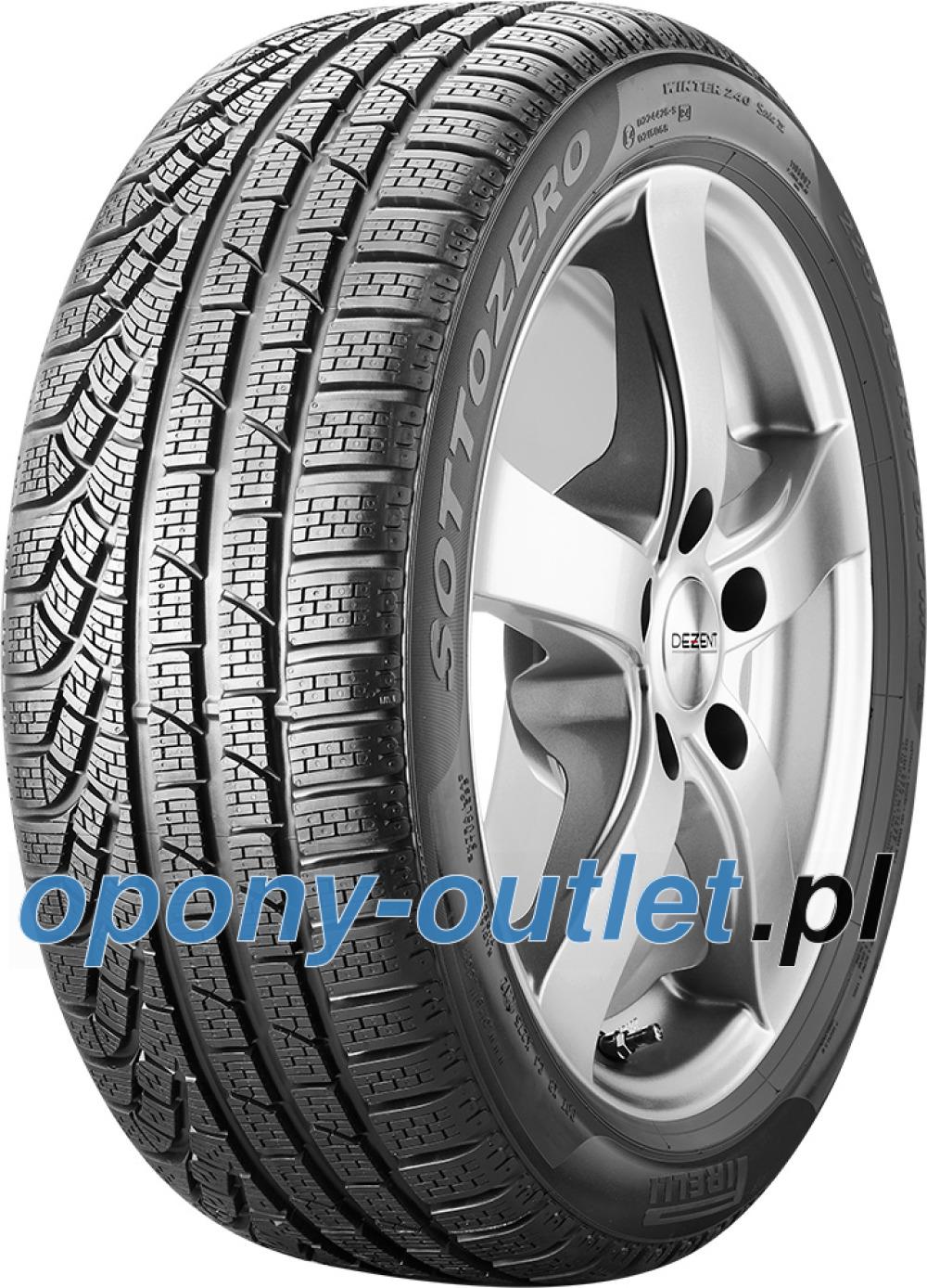 Pirelli W 240 SottoZero S2 ( 275/35 R20 102V XL , osłona felgi (MFS) )