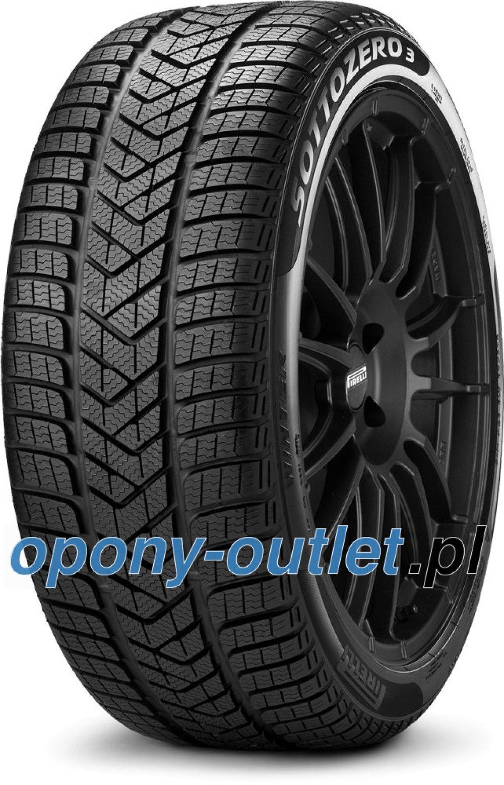 Pirelli Winter SottoZero 3 ( 245/40 R19 98H XL J )
