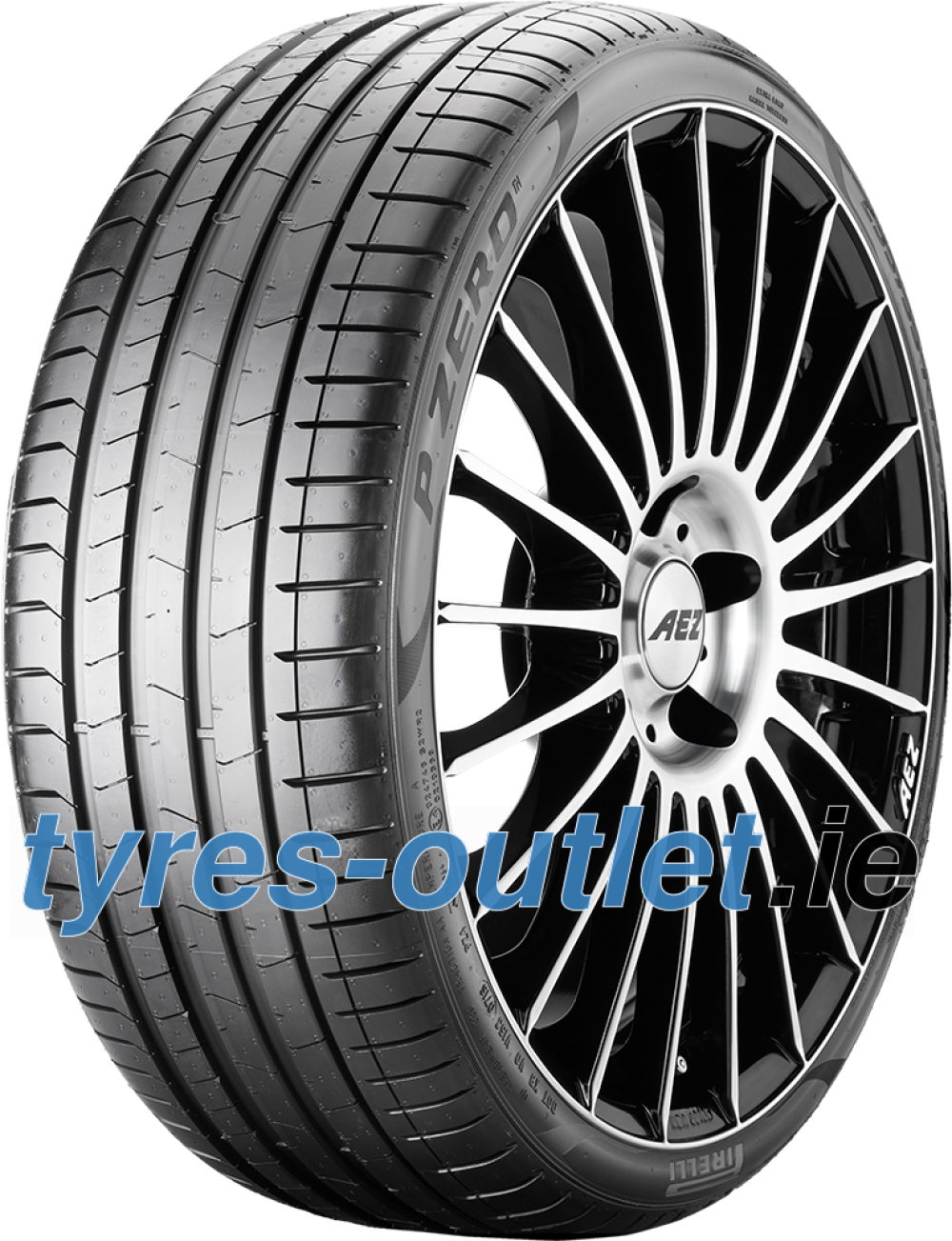 Pirelli P Zero LS ( 255/35 ZR20 97Y XL J )