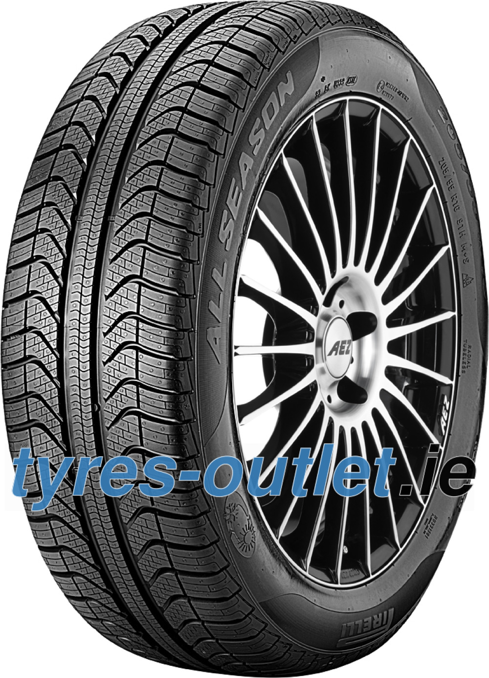 Pirelli Cinturato All Season ( 195/55 R16 87H , Seal Inside )