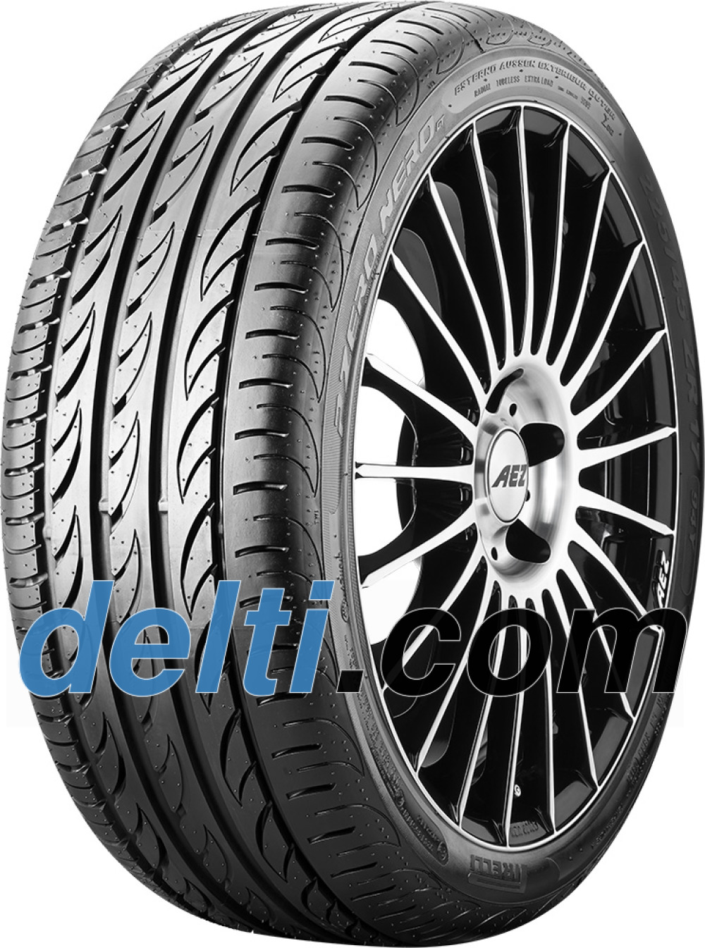 Pirelli P Zero Nero GT ( 235/45 ZR17 97Y XL with rim protection (MFS) )