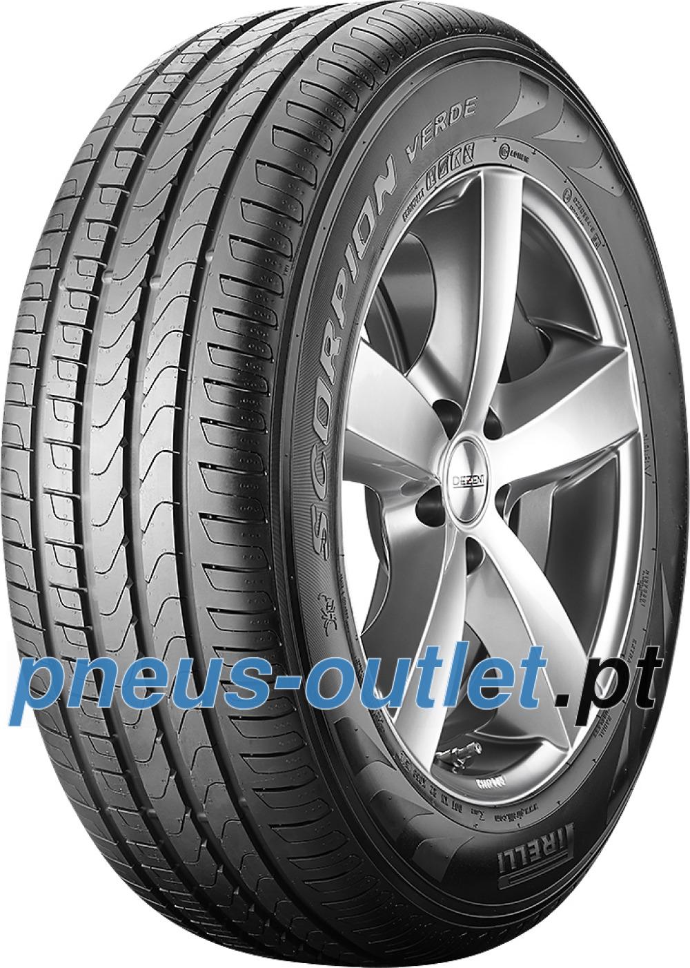 Pirelli Scorpion Verde ( 225/55 R18 98V ECOIMPACT, com protecção da jante (MFS) )