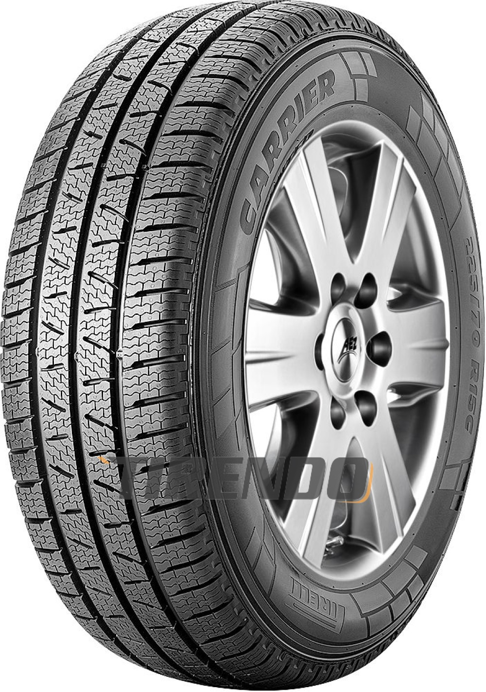 Pirelli Carrier Winter ( 205/75 R16C 110/108R )