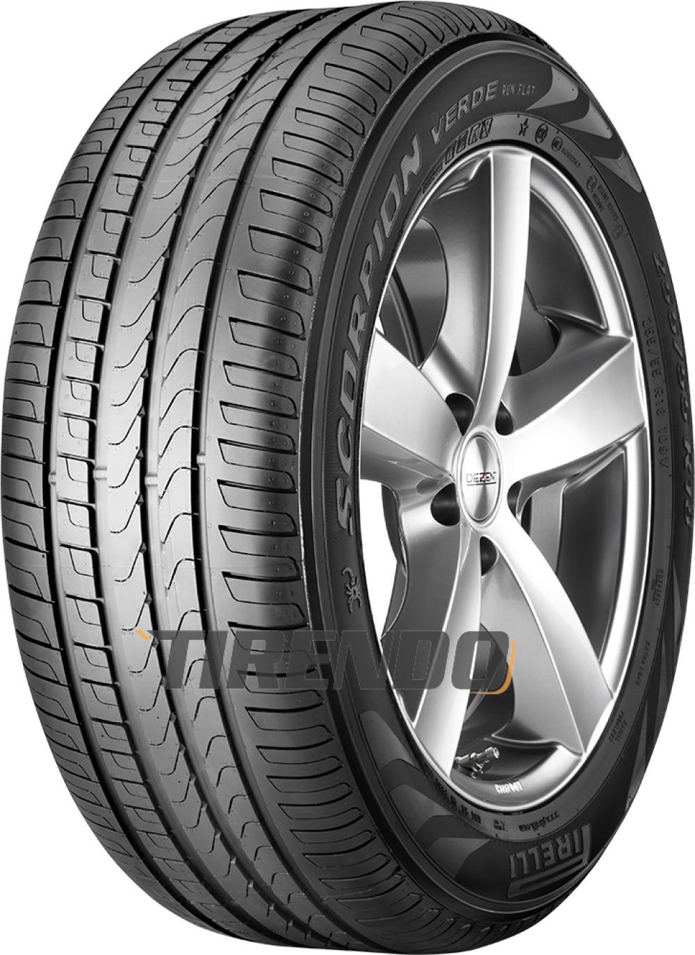 Pirelli Scorpion Verde runflat ( 255/45 R20 101W MOE, runflat )