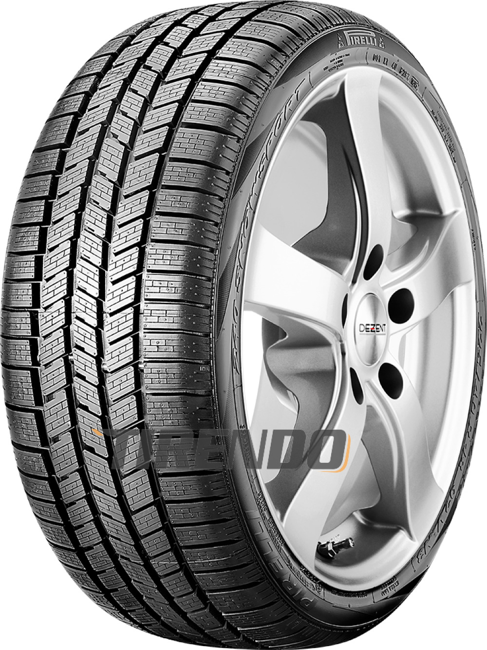 Pirelli W 240 Snowsport ( 225/40 R18 92V XL , N3, mit Felgenschutz (MFS) )