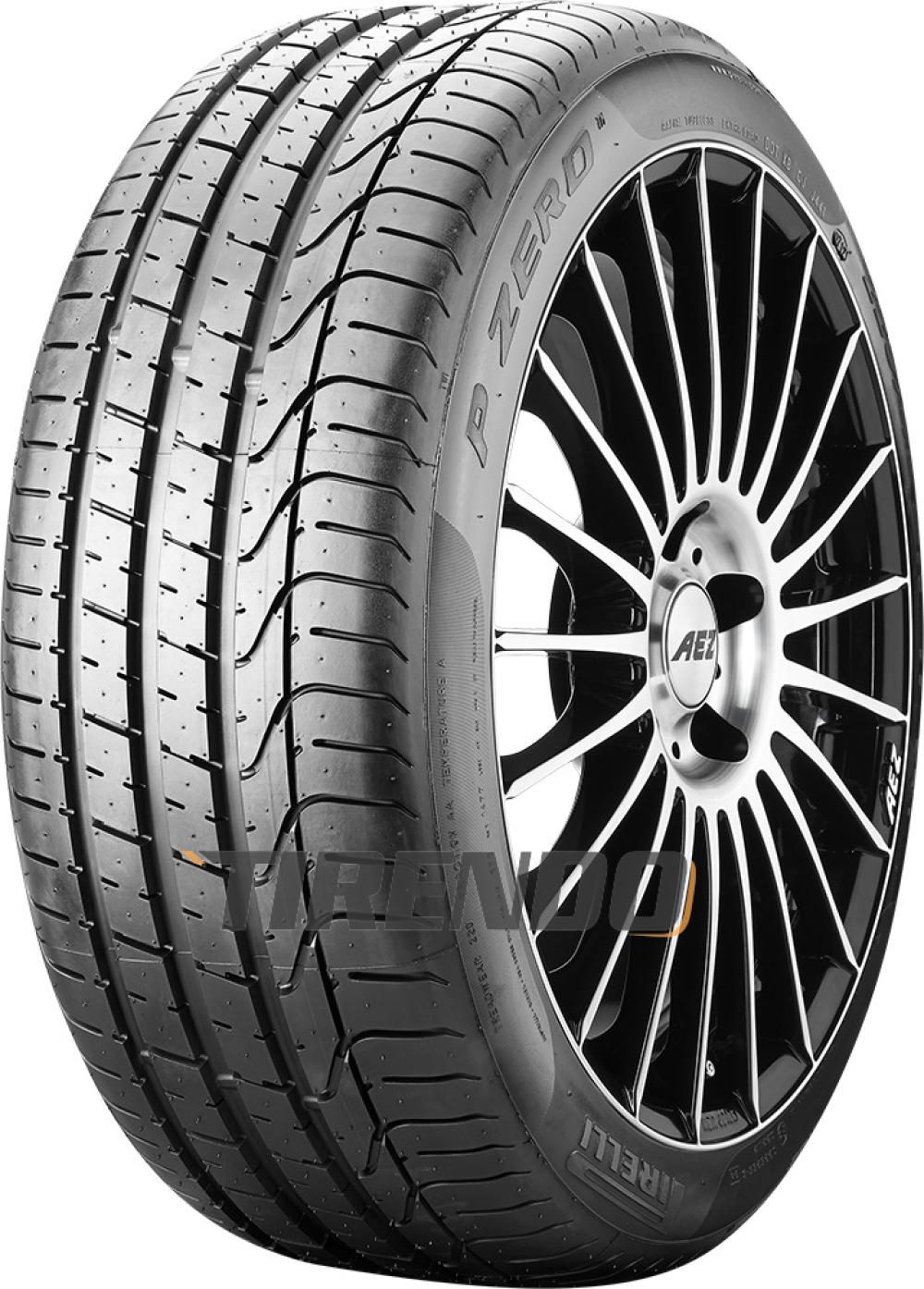 Pirelli P Zero ( 255/35 ZR19 (96Y) XL MO, mit Felgenschutz (MFS) )