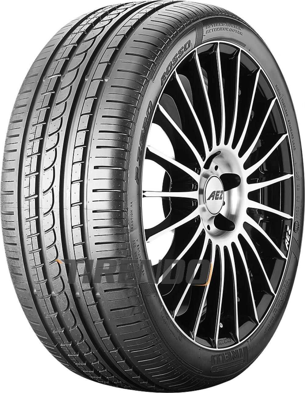 Pirelli P Zero Rosso Asimmetrico ( 335/30 ZR18 (102Y) )
