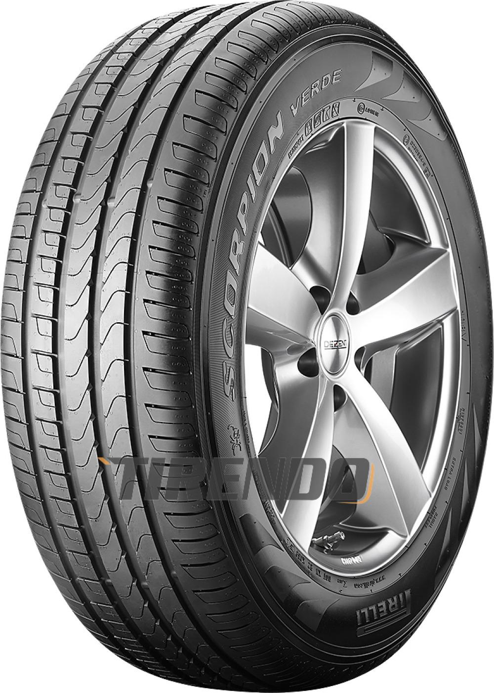 Pirelli Scorpion Verde ( 275/50 R20 109W MO, ECOIMPACT, mit Felgenschutz (MFS) )