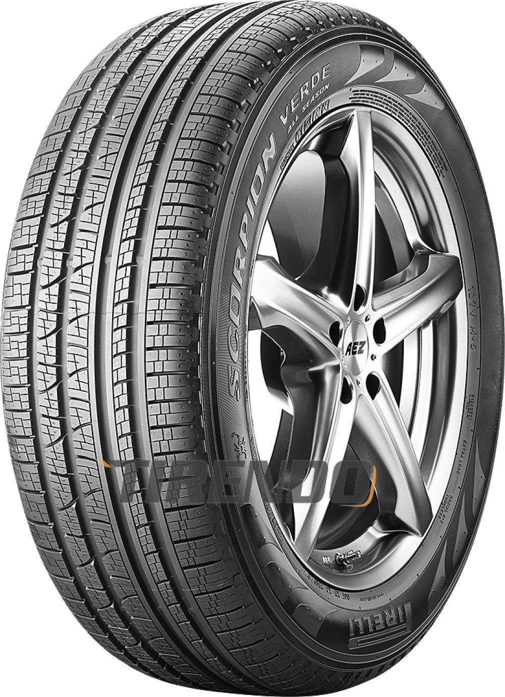 Pirelli Scorpion Verde All-Season ( 275/50 R20 113W XL B, mit Felgenschutz (MFS), ECOIMPACT )
